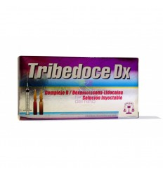 Tribedoce Dx c/ 3
