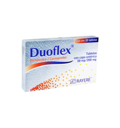Duoflex c/ 20 tabletas