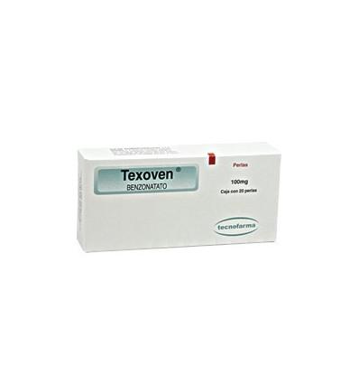 Texoven (benzonatato) 100mg c / 20