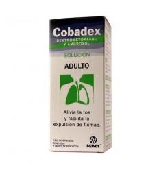 Cobadex Adulto Solucion 120 ml