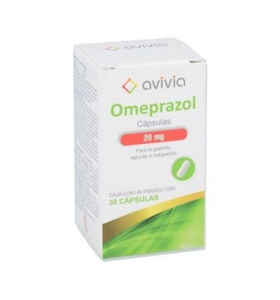 Omeprazol 20 mg c/ 30 caps