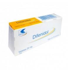 Difenidol 25 mg c/30 tab. Kener