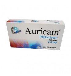 Auricam meloxicam 7.5 mg