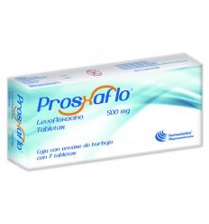 Prosxaflo (Levofloxacino 500 mg) c/7 tab