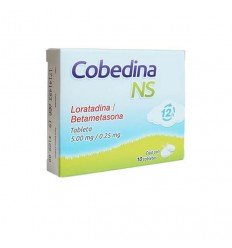 Cobedina NS (Loratadina/Betametasona)