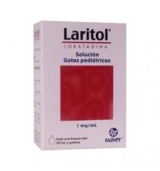 Laritol c/ 10 tabletas