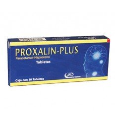 Proxalin Plus tabletas c/10