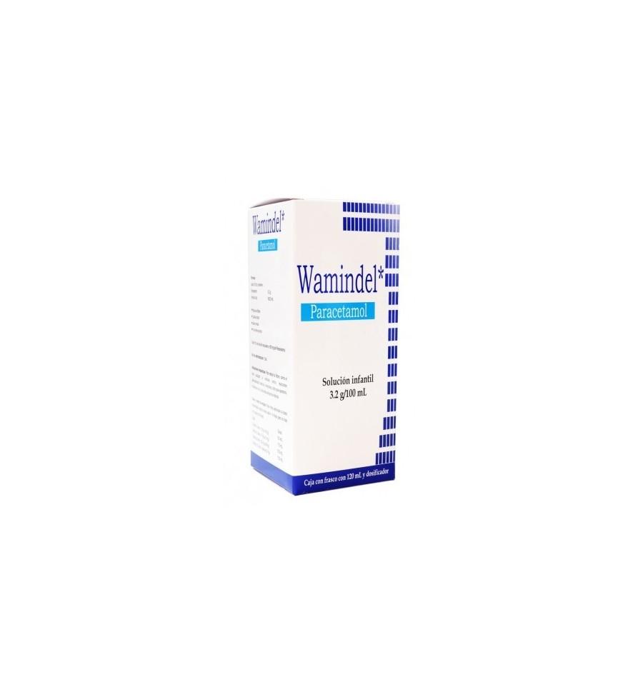 Wamindel Solucion Infantil Paracetamol Union De Compras