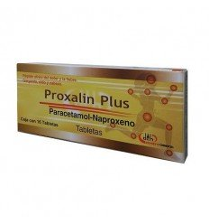 Proxalin Plus tabletas c/16