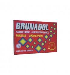 Brunadol tabletas c/10