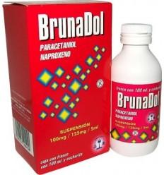 Brunadol Solución (Paracetamol / Naproxeno)