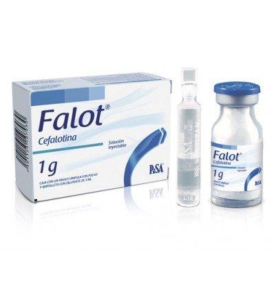 FALOT 1 gr (Cefalotina) I.V.I.M