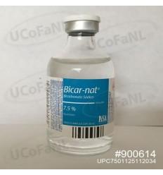 Bicarnat 7.5% - 50 ml (bicarbonato de sodio)